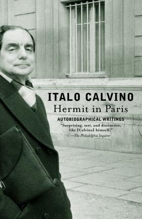 Italo Calvino - Hermit in Paris