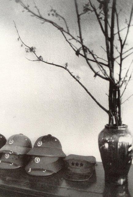 """Hình 9. """"Sài-gòn mùa xuân năm 1973""""."""