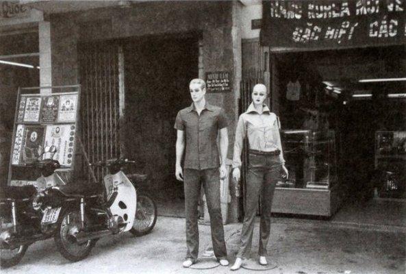 Hình 13. Không đề. Bùi Xuân Huy, Connect 3, 2001.