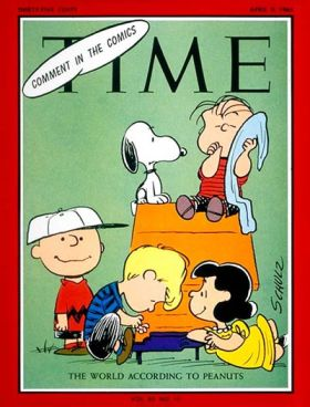 Peanuts on Time cover