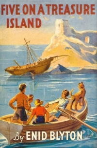 Five on a Treasure Island (book)